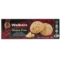 Walkers Gluten Free Pure Butter Ginger & Lemon Shortbread 180g