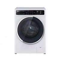 LG Washer 8KG/ Dryer WDJ7141WTHP White 5KG