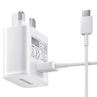 Samsung Charger Travel Adaptor Type-C White