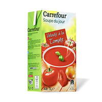 Carrefour Soup Tomato 1 Liter