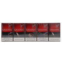 Gauloises Blondes Red Cigarettes 20's x 10 Packs