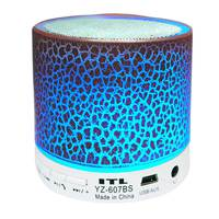 ITL Bluetooth Speaker YZ-607BS