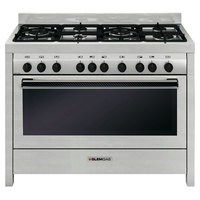 Glemgas 120X60 Cm Gas Cooker MGW626RR