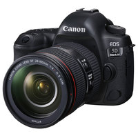 Canon SLR Camera 5D Mark IV + 24-105L IS USM Lens