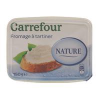 Carrefour Spread Plain Cheese 150 g