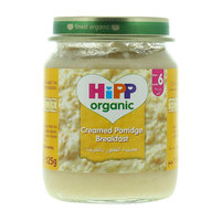 Hipp Organic Creamed Porridge Breakfast 125g