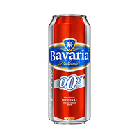 Bavaria Non-Alcoholic Beer Regular Malt 50CL