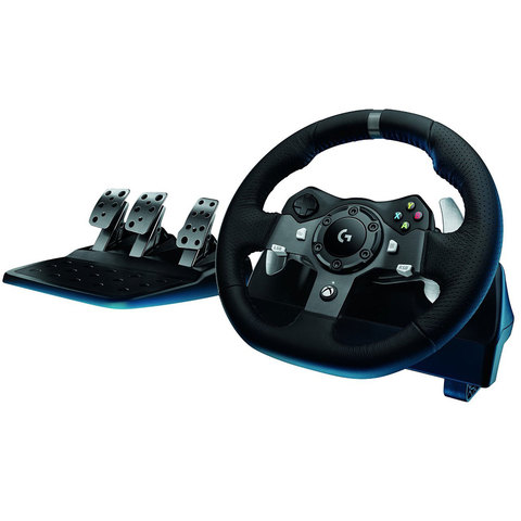 Logitech-Xbox-One-and-PC-G920-Driving-Force-Racing-Wheel