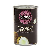 Biona Coconut Milk Light 400ML
