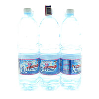 Sannine Natural Mineral Water 1.5Lx6