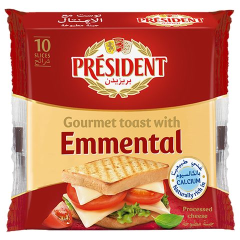 President-Slice-Cheese-Toast-with-Emmental-200g