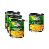Al Wadi Al Akhdar Sweet Corn 340GR 3+1 Free