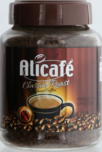 Alicafe Classic Roast Instant Coffee 200 g