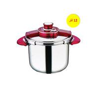 Bertone Pressure Cooker 12 Liter