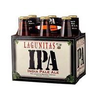 Lagunitas India Pale Ale Beer Bottle 35.5CL X6