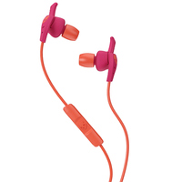 Skullcandy Earphone XTPLYO Pink Orange