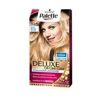 Palette Deluxe Shiny Golden Blonde 10-5 50ML 2+1 Free