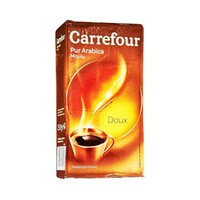 Carrefour Coffee Moulu Arabica Soft 250GR