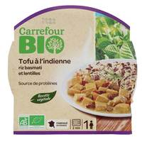 Carrefour Bio Indian Style Tofu 300g