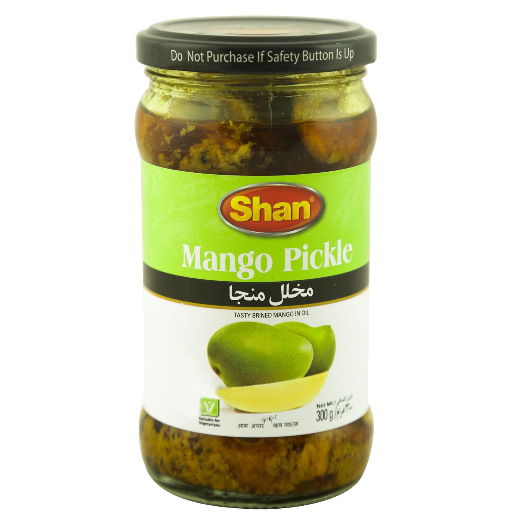 SHAN MANGO PICKLE 320G