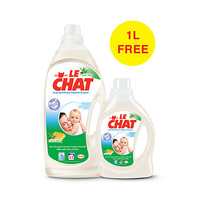 Le Chat Pearly Gel Aloe Vera 3L +1L Free