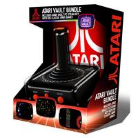 Atari Vault Bundle With Built in 100 Built In Classic Games