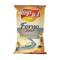Lays Forno Black Pepper 170 g