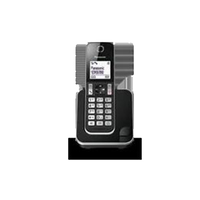Panasonic Dect Phone KXTGK310JTW Black