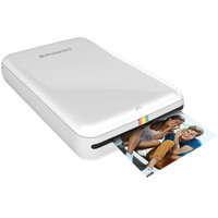 Polaroid Mobile Photo Printer Zip White