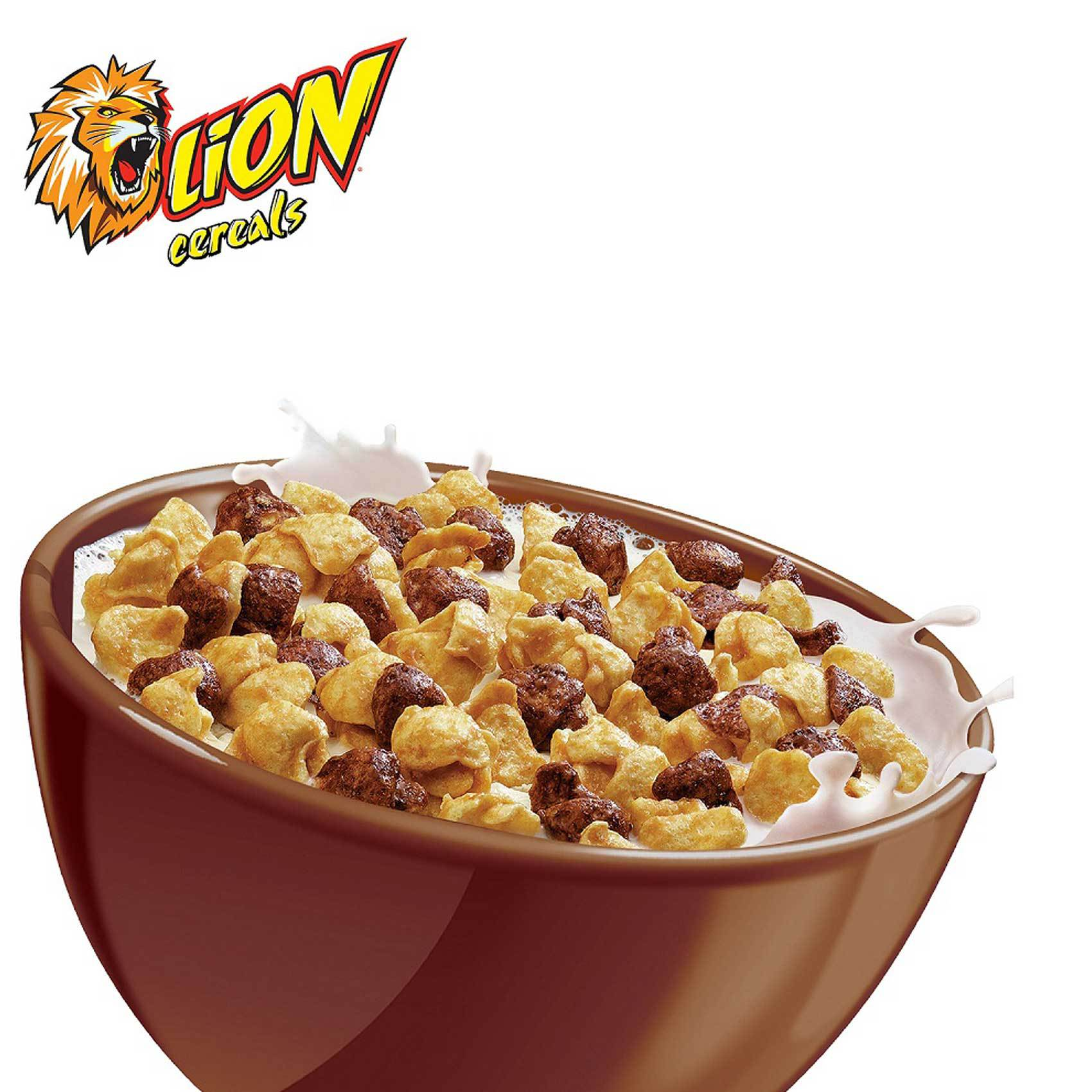 NESTLE CEREAL LION 400G