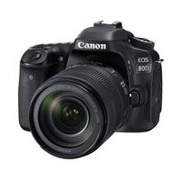 Canon EOS 80D Lens 18-135