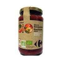 Carrefour Bio Organic Basque Sauce 350GR