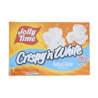 Jolly Time Crispy'n White Pop Corn 298g