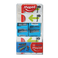 Maped Eraser 9Pcs+ Sharpeners 4Pcs