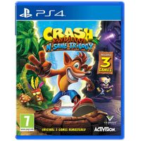 Sony PS4 Crash Bandicoot N.Sane Trilogy