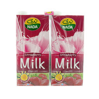 Nada Uht Strawberry Milk 1lx4
