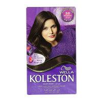 Wella Koleston Long Lasting Intense Color Cream 3/0 Dark Brown
