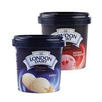 London Dairy Asstd Ice Cream 0.5lx2