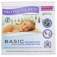 Protect-A-Bed Waterproof Mattress Protector 150X200