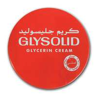 Glysolid Glycerin Cream 125 Ml