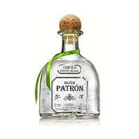 Patron Silver 40% Alcohol Tequila 75CL