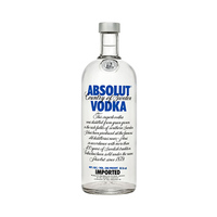 Absolut Vodka Blue 40%V Alcohol 37.5CL