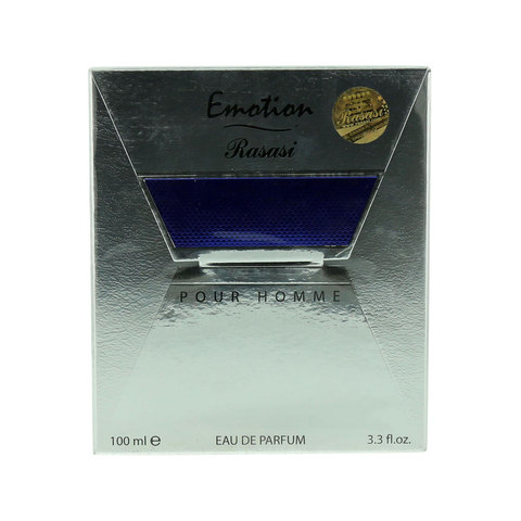 Buy Rasasi Emotion Eau De Parfum 100ml Online Shop Rasasi On