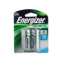 Energizer Rechargeable C BP 2Pcs