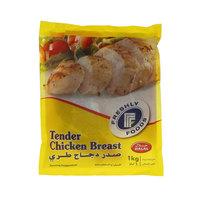 Freshly Foods Tender Chicken Breast 1kg