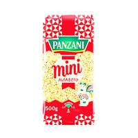 Panzani Pasta Alphabet Fond Care 500GR