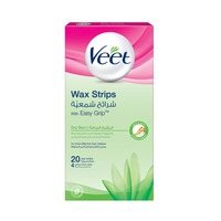 Veet Wax Dry Strips 20 Sheets 33% Off