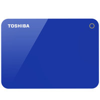 Toshiba Hard Disk  2TB Canvio Advance Blue