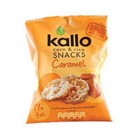 Kallo Organic Rice Cake Car 25GR