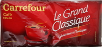 Carrefour Classic Ground Coffee 250g x4